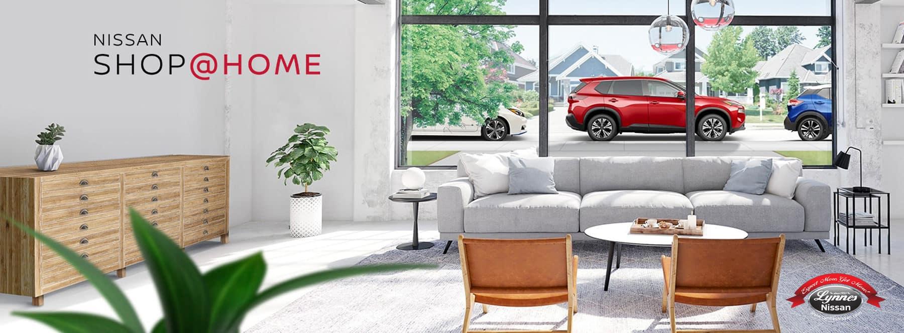 Shop At Home Nissan
