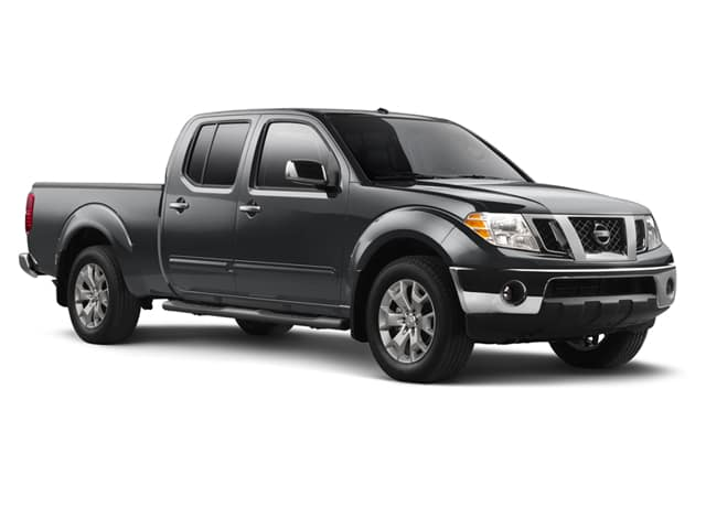 New 2018 Nissan Frontier SV Crew Cab