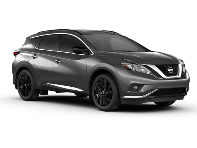 New 2018 Nissan Murano S AWD with NAV