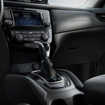 2018 nissan rogue sl front interor charcoal leather original