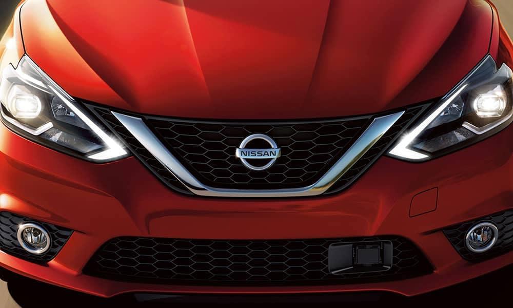 2019 Nissan Sentra Headlight