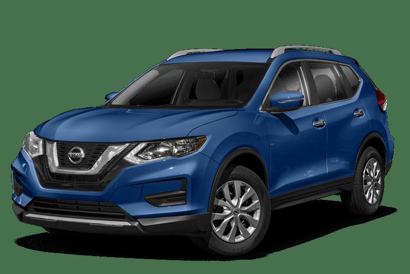 2019 Nissan Rogue Blue