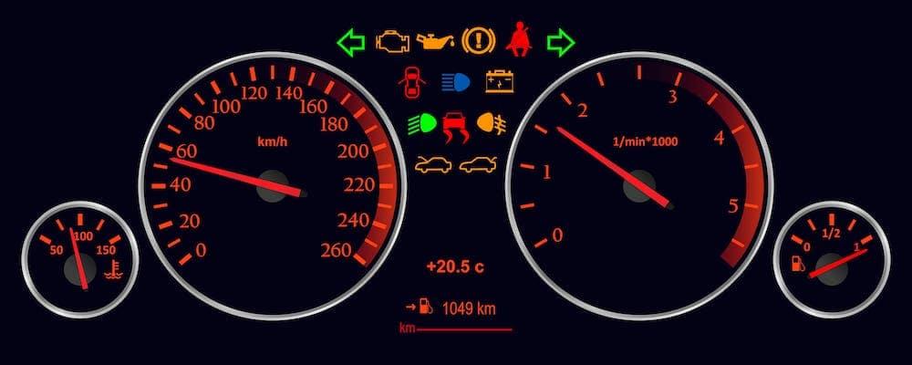 Decoding Nissan Dashboard Lights Manchester City Nissan
