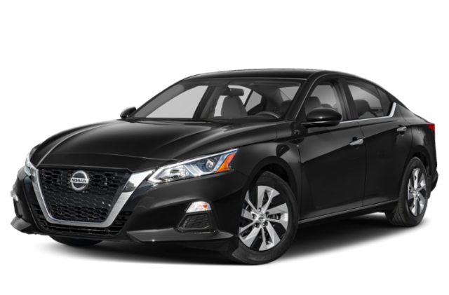 2019 Nissan Altima black car