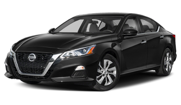 Black 2019 Nissan Altima