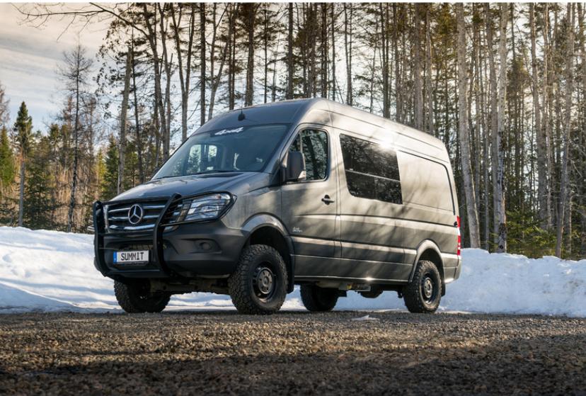 2017 New Sprinter Cargo Van Sales Event