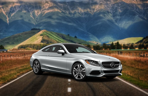 2018 <br> C-Class <br> Coupe