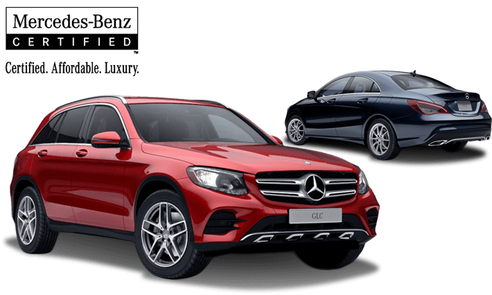 Certified Pre-Owned C-Class (including AMG)