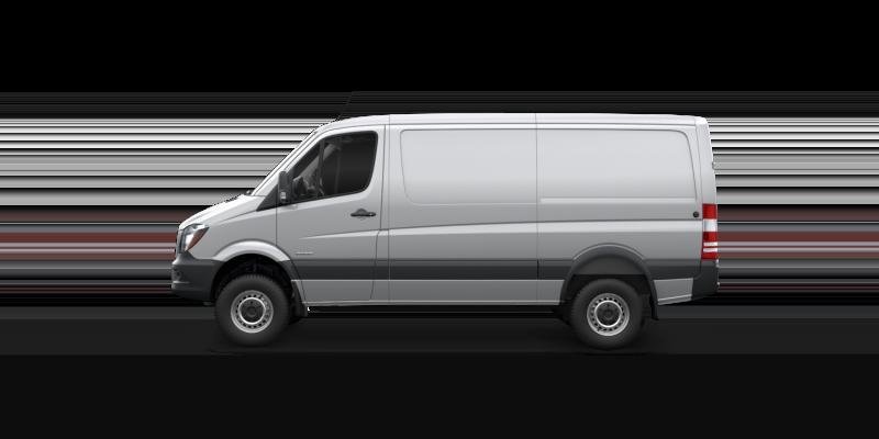 """Sprinter 2500 144"""" Cargo Van"""