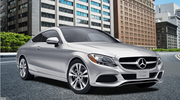 2017 <br> C-Class <br> Coupe