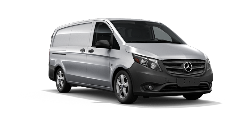 Book a 2019 Metris Cargo Van for delivery next month