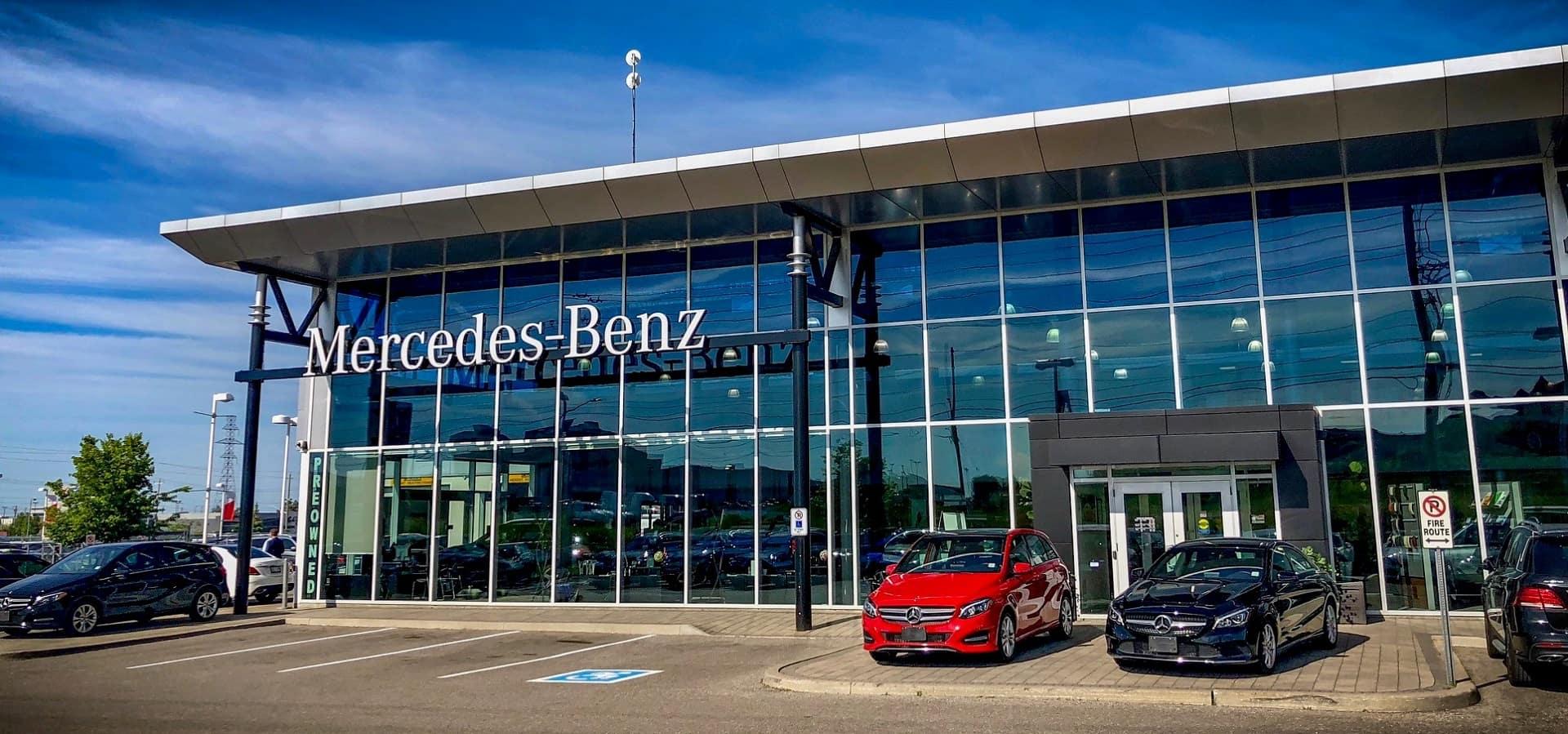 Mercedes Benz Dealers >> Mercedes Benz Durham Mercedes Benz Dealer In Whitby On
