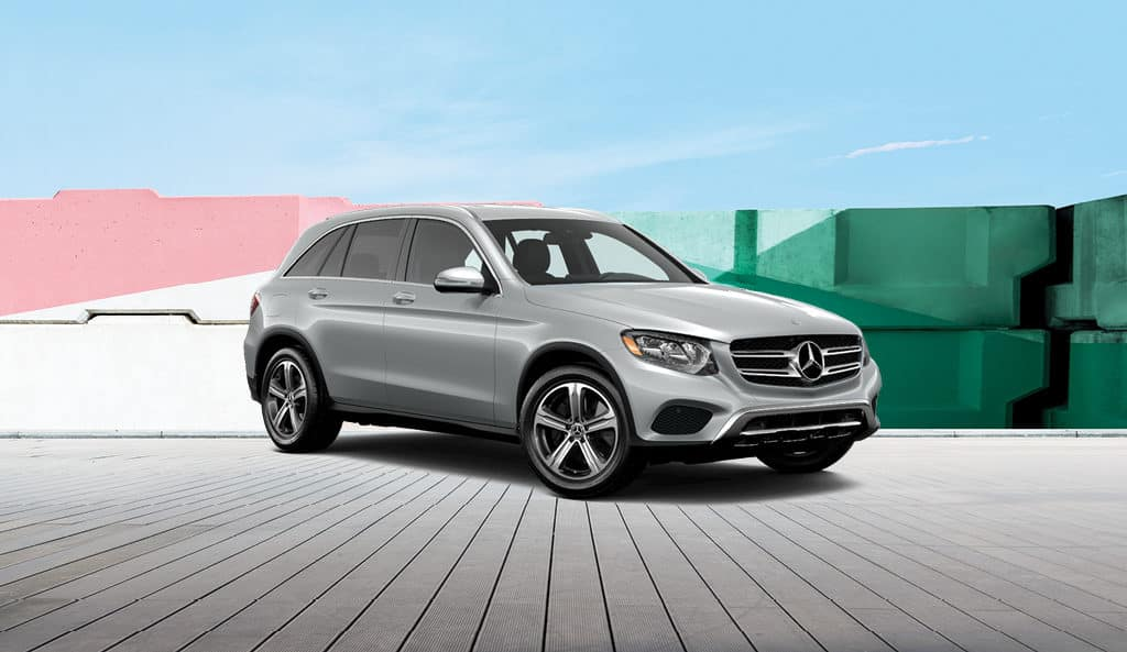 2019 GLC300 4MATIC SUV