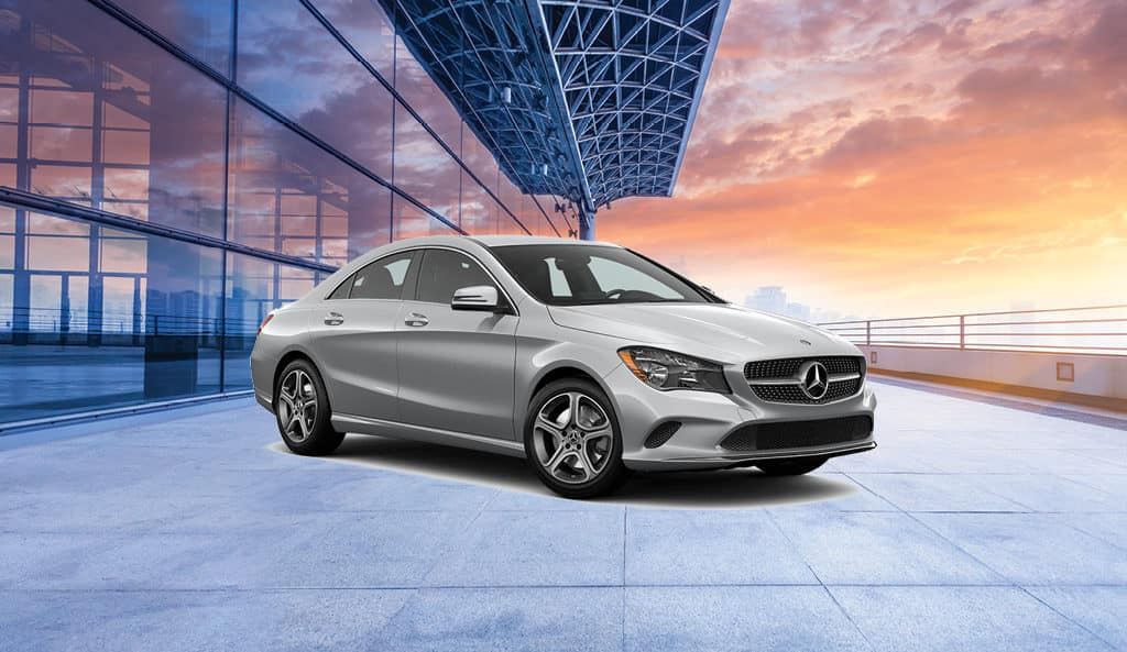 2019 CLA250 4MATIC Coupe