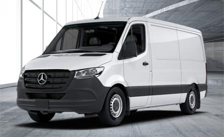 2019 Sprinter Cargo Van