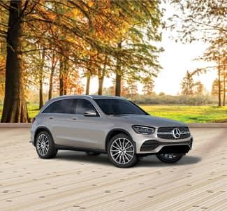2020 Mercedes-Benz GLC in Fall