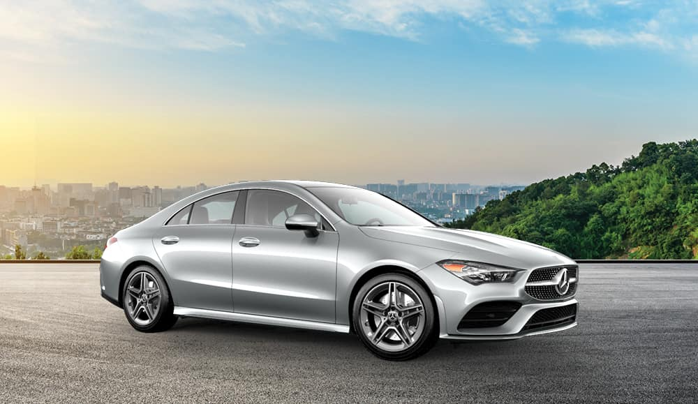 2021 CLA 250 4MATIC Coupe
