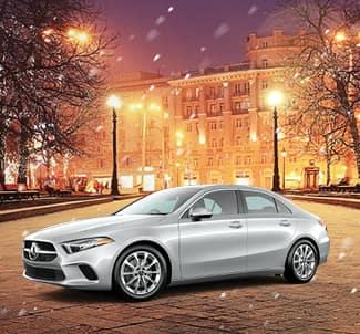 Mercedes-Benz Durham A-Class