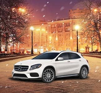 2020 Mercedes-Benz GLA at Durham