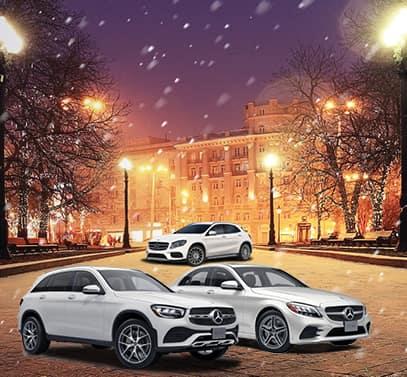 Mercedes-Benz GLC, C300, GLA in Durham