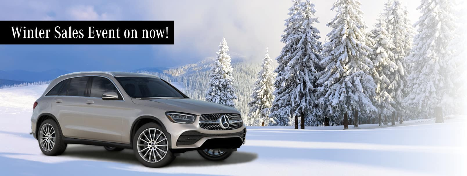 2020 Mercedes-Benz GLC Winter Sales Event