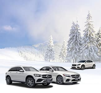 Mercedes-Benz Vehicle Specials