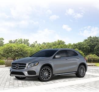 Mercedes-Benz Durham GLA Spring