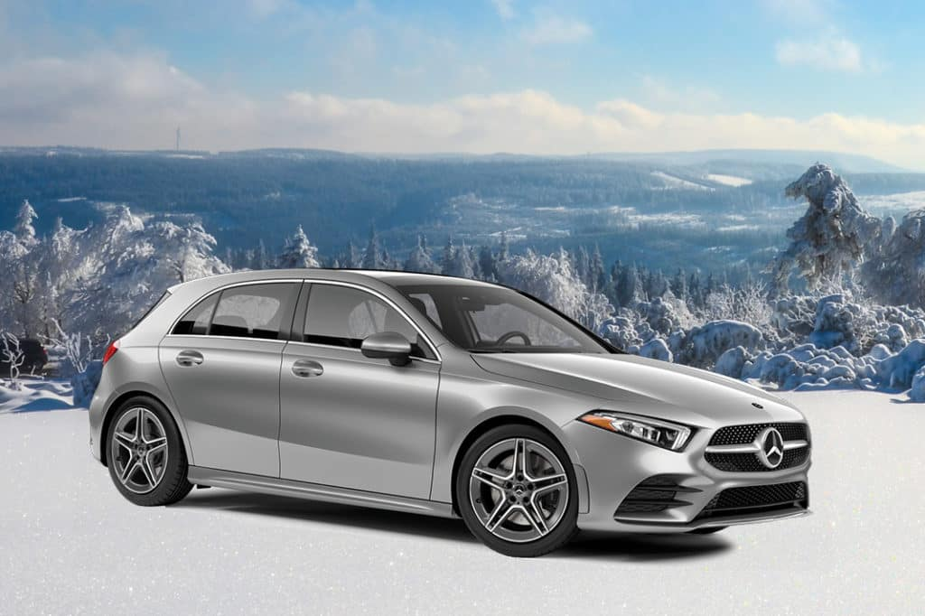 2020 A 250 4MATIC Hatch
