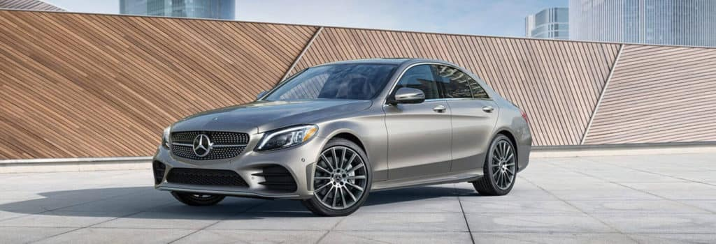 A new Mercedes-Benz E-Class parked on concrete