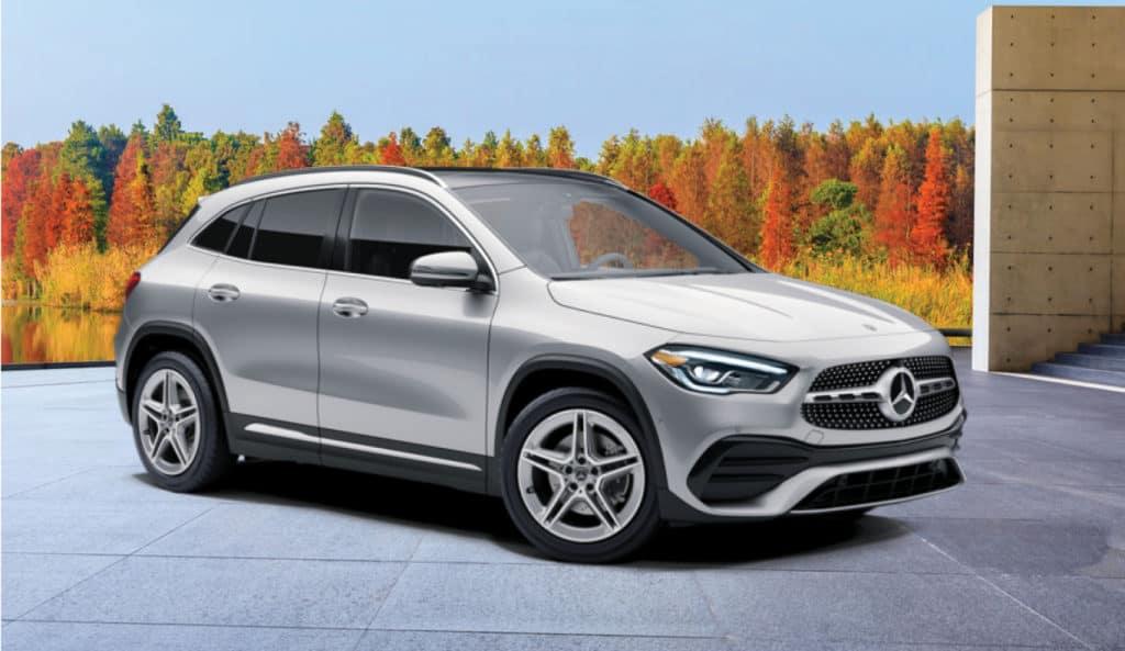 2021 GLA250 4MATIC SUV