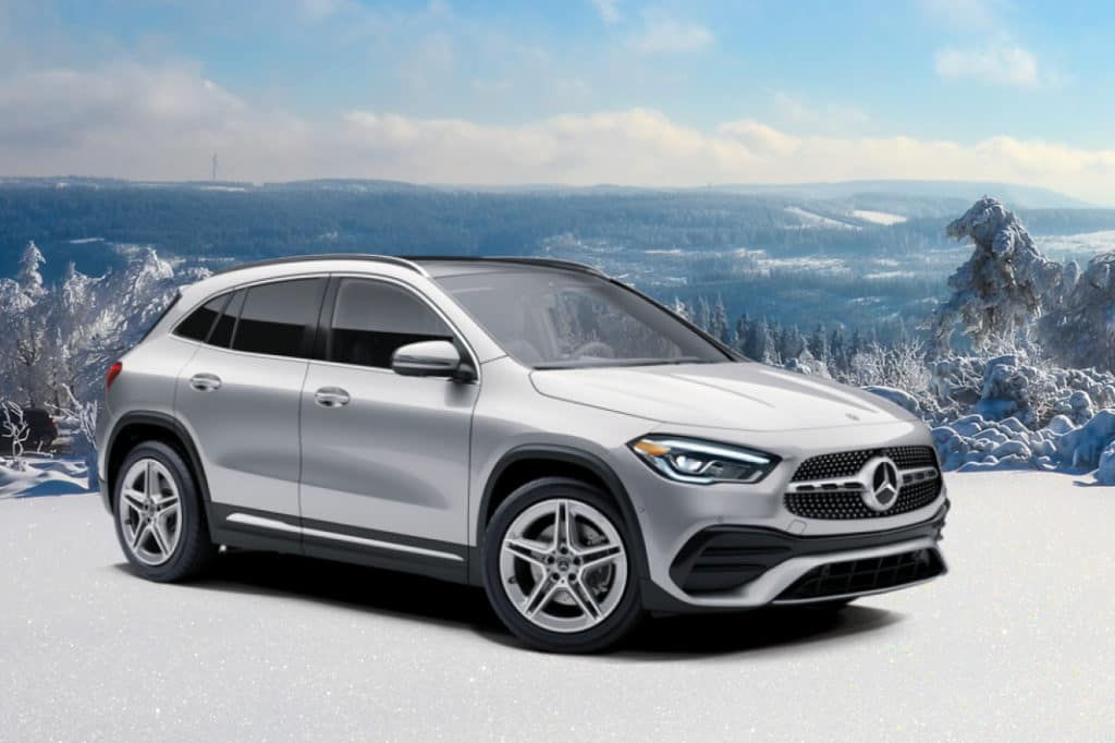 2021 GLA250 4MATIC SUV
