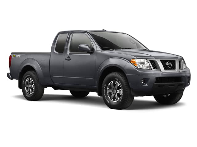 New 2018 Nissan Frontier SV King Cab 4x4