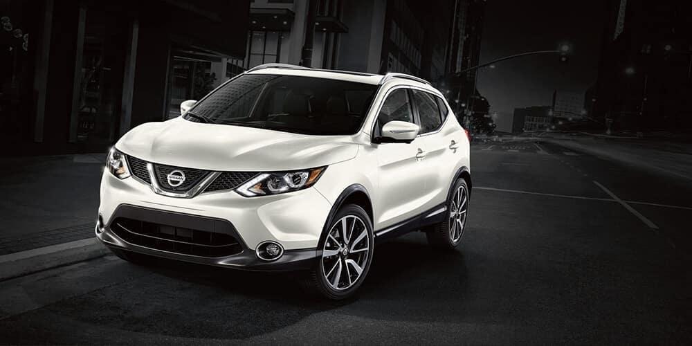 2018 5 Nissan Rogue Sport exterior design