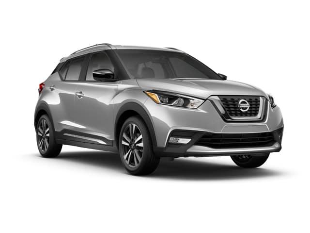 New 2018 Nissan Kicks S