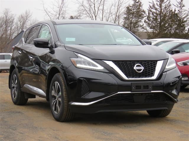 New 2019 Nissan Murano S With Navigation & AWD Lease Special!