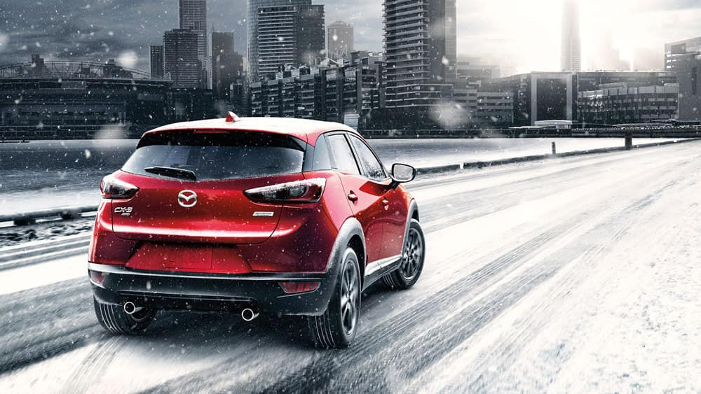 2016 CX-3 Soulred Winter
