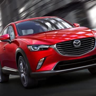 2018 Mazda CX-3 compact car