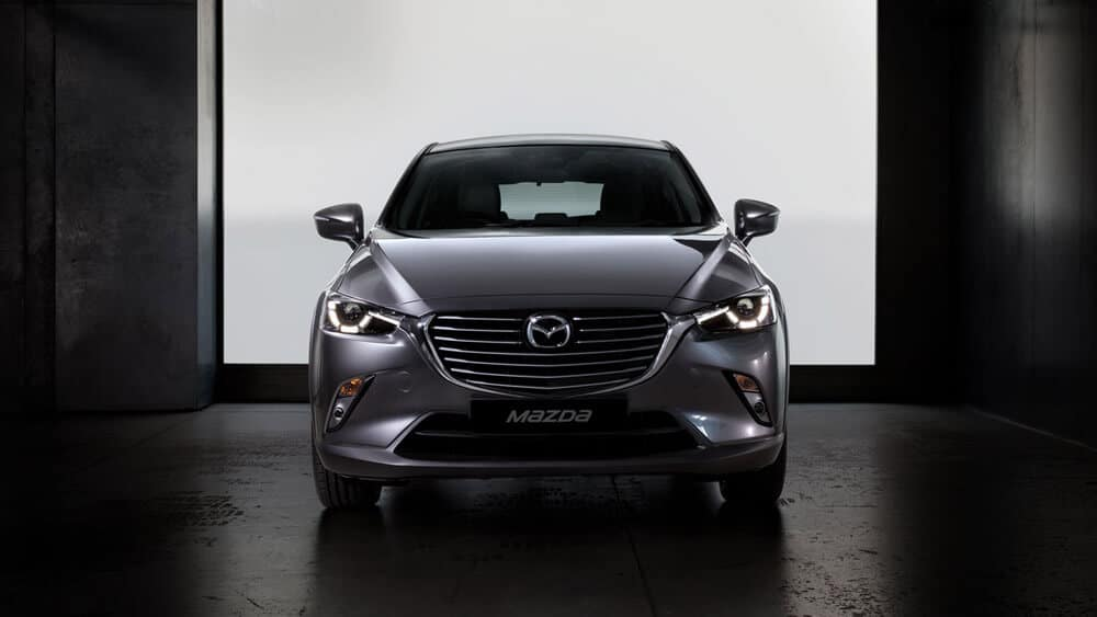 2018 Mazda CX-3 small suv
