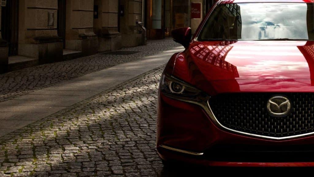 2018 Mazda6 sedan