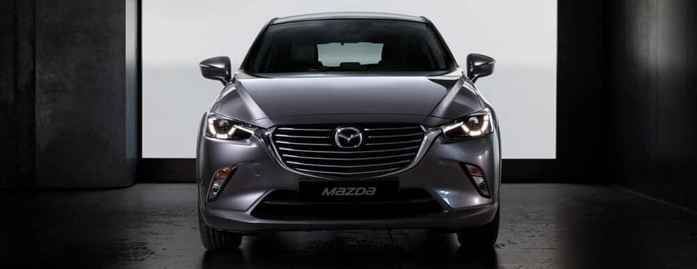 2018 Mazda CX-3 small SUV