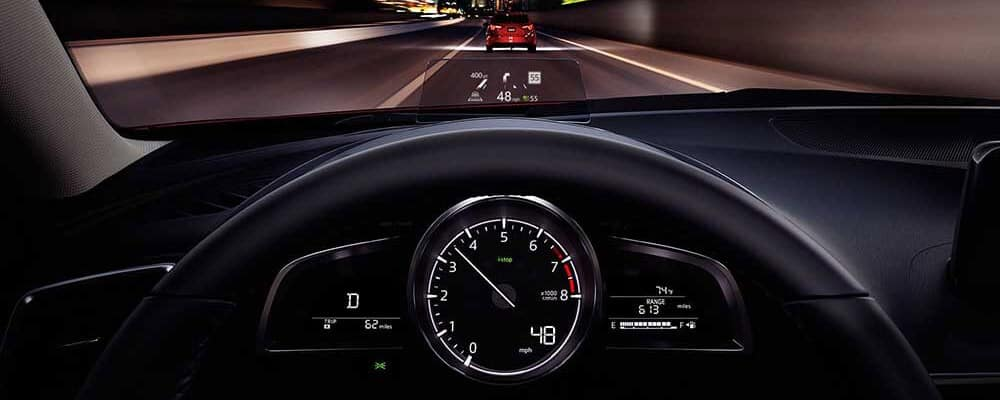2018 Mazda3 Sedan driving technology features
