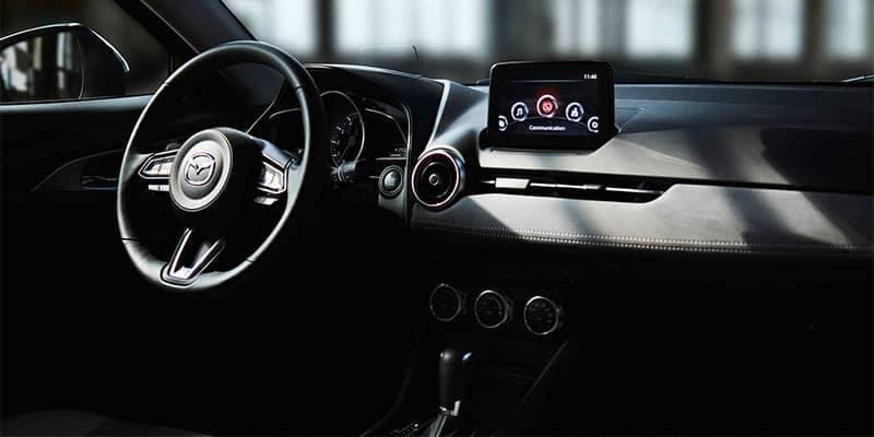 2019 Mazda CX-3 Interior Dashboard Features