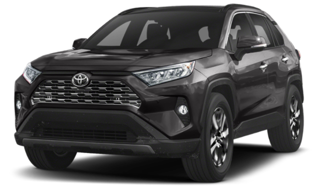 Toyota Rav4 black copy
