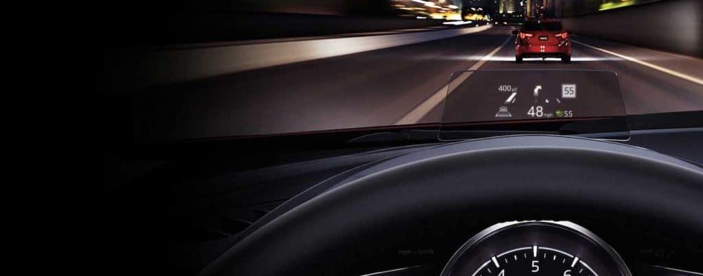 Dashboard Mazda
