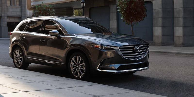 2019 Mazda CX-9 in city