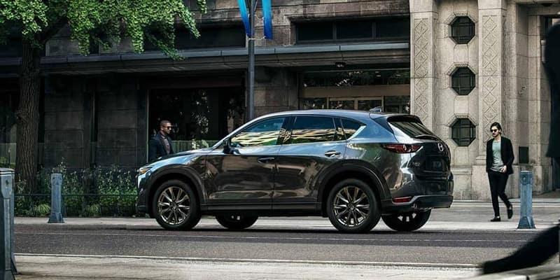 Black 2019 Mazda CX-5
