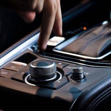 2019 Mazda CX-5 front controls