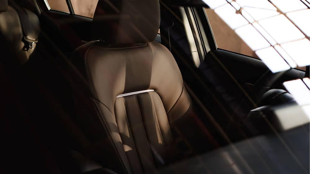 2019 Mazda6 Seating