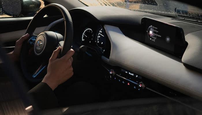 2019 Mazda3 Steering Wheel