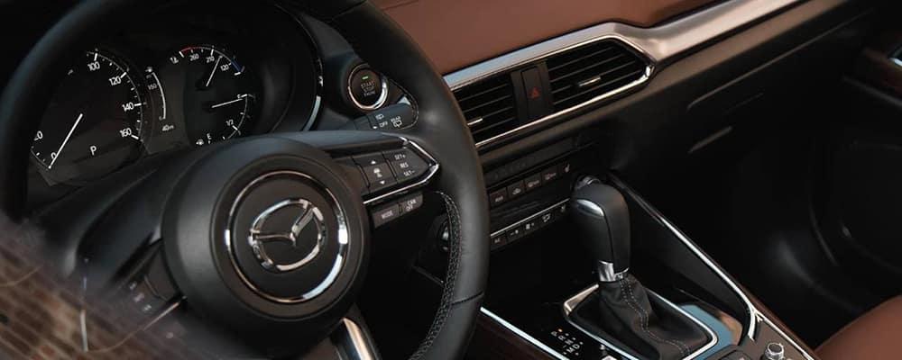2019 Mazda CX-9 Interior steering wheel